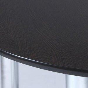 Стол обеденный круглый D 1000, Венге