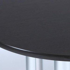 Стол обеденный овальный 600х1000, Венге