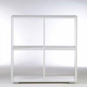 Стеллаж Зиг-заг, 710х356х720, Белый