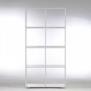 Стеллаж С-3, 710х356х1410, Белый