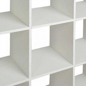 Стеллаж Стильный 1760х300х1080, Белый