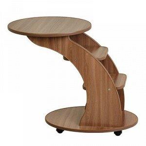 Придиванный столик 3 760х400х650 Ясень шимо темный