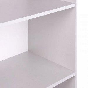Шкаф для документов открытый 800х420х1880 Светло серый