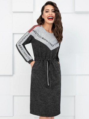 теплое Платье, очень комфортное на размер 50-52