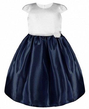 Нарядное платье для девочки 84351-ДН20