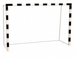 Ворота для мини-футбола, гандбола (без сетки), пара
