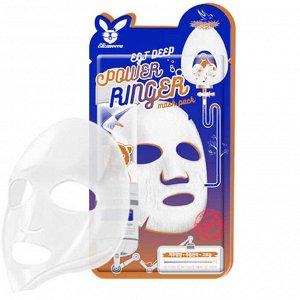 Активная тканевая маска для лица с эпидермальным фактором роста EGF