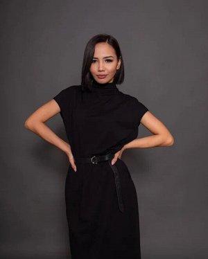 Платье INFINITY черное