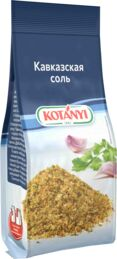 Kotanyi Приправа Кавказская соль ал.пак. 140г 1/12, шт