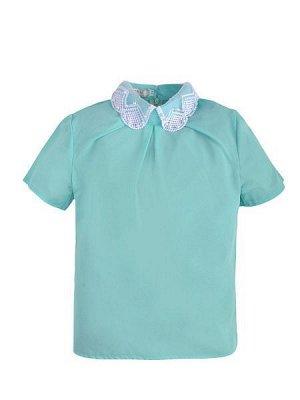 Блузка - мятный цвет