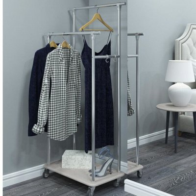 Калифорния мебель -10 Тепло и уют в каждый дом! — Вешалки гардеробные — Шкафы и стеллажи