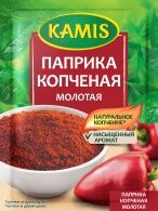 Kamis Паприка копченая мол. пак. 20г 1/25, шт