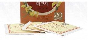 Красный чай Ройбуш Rooibos Nokchawon, Корея