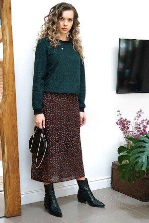 Комплект женский блуза и юбка