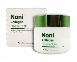 Увлажняющий крем с коллагеном и экстрактом нони ANJO PROFESSIONAL Noni Collagen Firming Cream,100мл