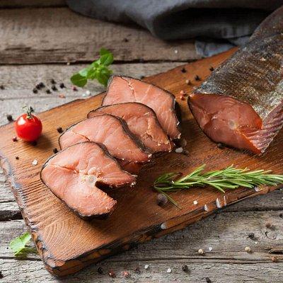 Океан вкуса! Икра! Рыбные стейки! Фарш нерки!  — Рыба угольная — Соленые и копченые
