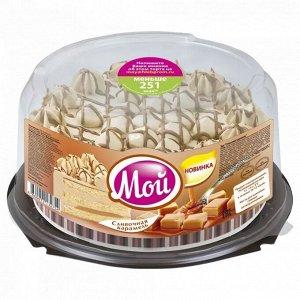 """Торт Мой """"Сливочная карамель"""", Хлебпром, 700 г"""