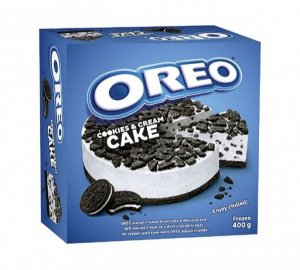 Торт шоколадный печенье OREO/сливки, 400 г