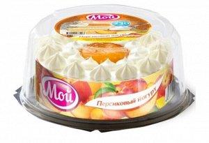 """Торт Мой """"Персиковый йогурт"""",  Хлебпром, 750 г"""