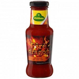 Соус томатный с острым перцем чили Fire Dragon KHUNE 250 мл