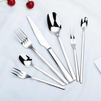 ЛЮБИМЫЕ БОКАЛЫ: Акция на посуду! Сладкий подарок за заказ!   — СТОЛОВЫЕ ПРИБОРЫ  — Столовые приборы