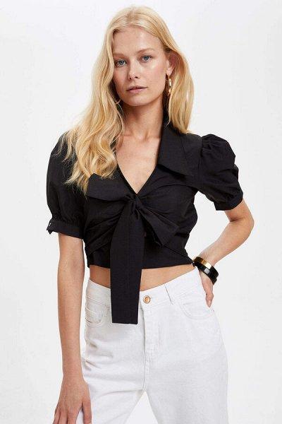 DEFACTO- платья, свитеры, кардиганы Кофты,  джинсы и пр   — Женские блузы — Блузы