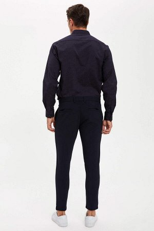брюки Размеры модели: рост: 1,88 грудь: 98 талия: 82 бедра: 95 Надет размер: 34  Вискоз 32%,Elastan 3%, Полиэстер 65%