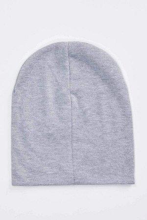 шапка Полиэстер 50%, Хлопок 50%