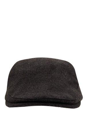 шапка Размеры модели: рост: 1,88 грудь: 95 талия: 70 Надет размер: STD  Полиэстер 35%, Вискоз 8%, Акрил 39%, Хлопок 18%
