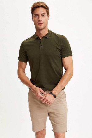 шорты Размеры модели: рост: 1,89 грудь: 97 талия: 78 бедра: 95 Надет размер: 30 Elastan 2%, Хлопок 98%