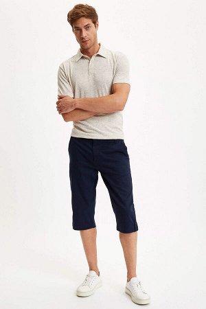 шорты Размеры модели: рост: 1,89 грудь: 97 талия: 78 бедра: 95 Надет размер: 32  Хлопок 100%