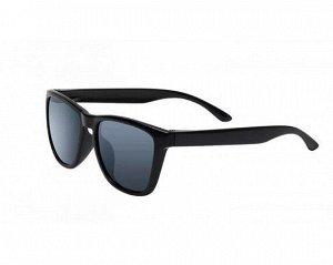 Очки солнцезащитные Mijia Classic Square Sunglasses Box серые