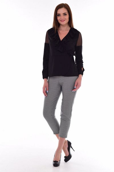 Новое Кимоно - Трикотаж для всей семьи  — Брюки — Классические брюки
