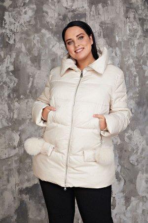 Куртка 2201 Бежевый