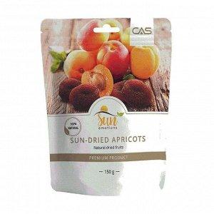 Абрикос вяленый sun dried apricots, sun emotions, 150г