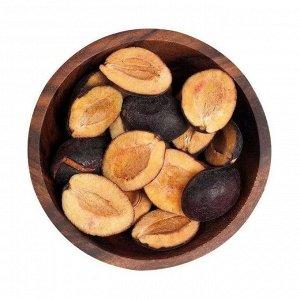 Здоровый фруктовый перекус из сливы, зеленика, 20г