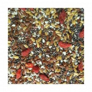 Смесь из семян детокс микс, polezzno, 200г