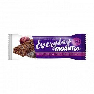 Батончики-мюсли с черносливом и шоколадом, granola, 50г