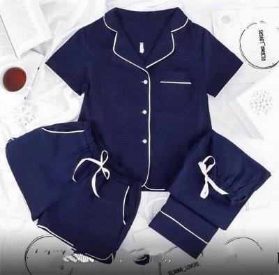 Комфортный трикотаж, джинсы по доступным ценам! — Пижамы и домашняя одежда — Сорочки и пижамы
