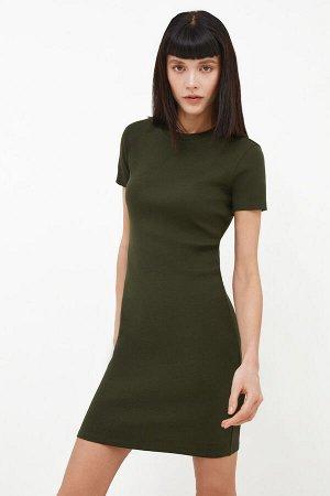 Платье жен. Sum хаки