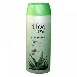 Biтэкс Aloe vera Пена для ванны Питание и Увлажнение 500 мл