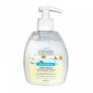Bielita Intimate Крем-Мыло для Интимной гигиены для Чувствительной кожи 300 мл