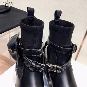 Ботинки Нат.кожа Каблук 6см