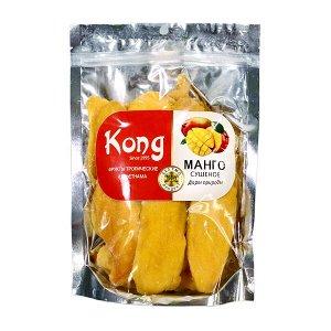 Натуральное сушёное Манго , без сахара.