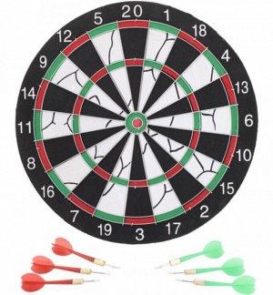 Дартс-игра Дартс (англ. darts — дротики) — ряд связанных игр, в которых игроки метают дротики в круглую мишень, повешенную на стену. Хотя в прошлом использовались различные виды мишеней и правил, в на
