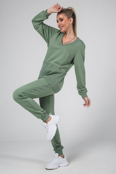 Женская одежда от Valentina. Dresses  — VALENTINA COMFORT — Костюмы с брюками