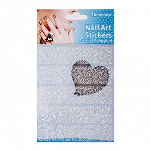 Nail Art- Наклейки на клеевой основе BP-01