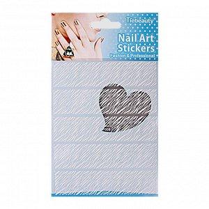 Nail Art- Наклейки на клеевой основе BP-08