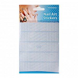 Nail Art- Наклейки на клеевой основе BP-13