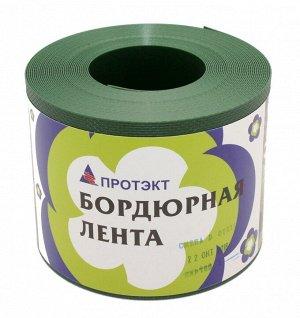Лента Бордюрная 10см*10м Хаки / БЛ-10/10